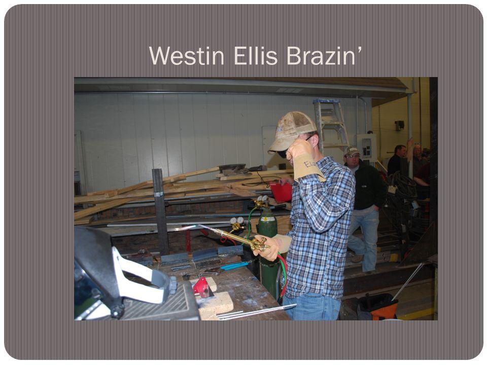 Westin Ellis Brazin