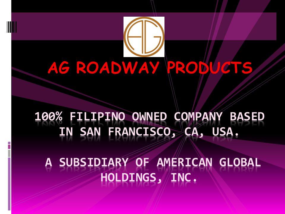 AG Roadway with Senator Mar Roxas