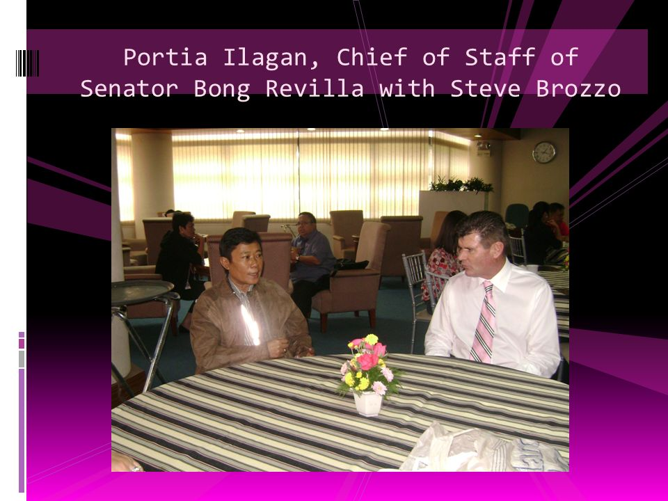 Mr. & Mrs. Adrian Tabor Sales Rep of Misamis Oriental and Bukidnon with Eddie Bansag & Steve Brozzo