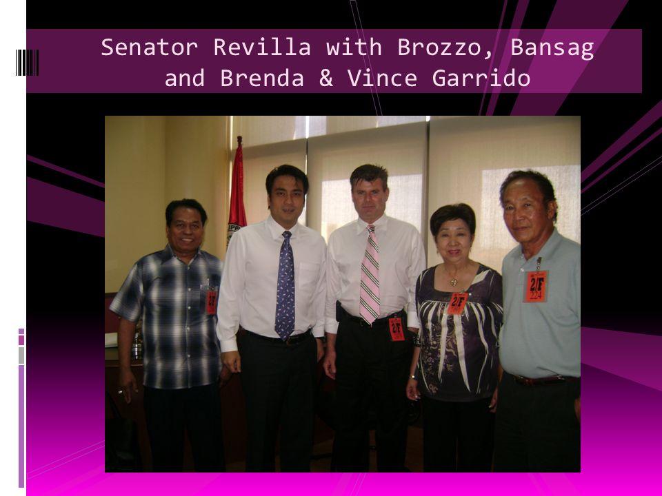 At the Senate House