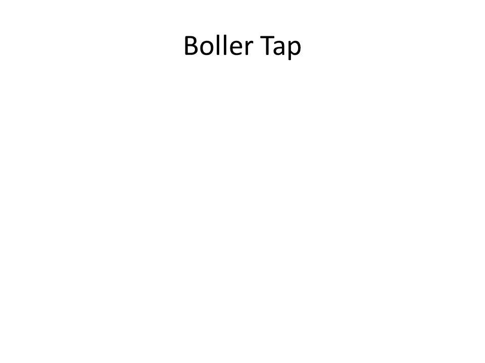 Boller Tap