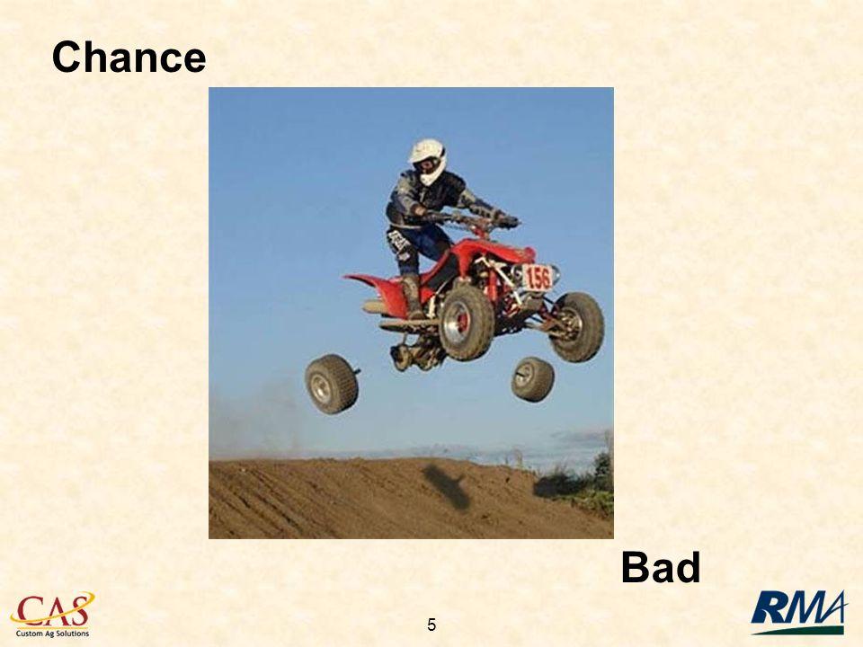 6 Chance Bad