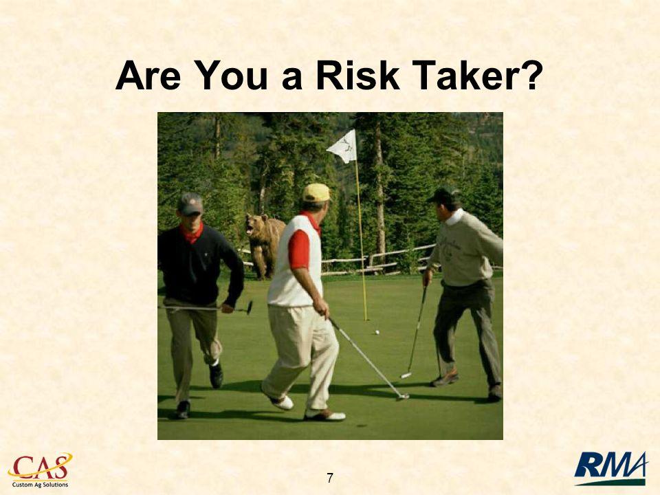 18 Some Risks Bring Losses