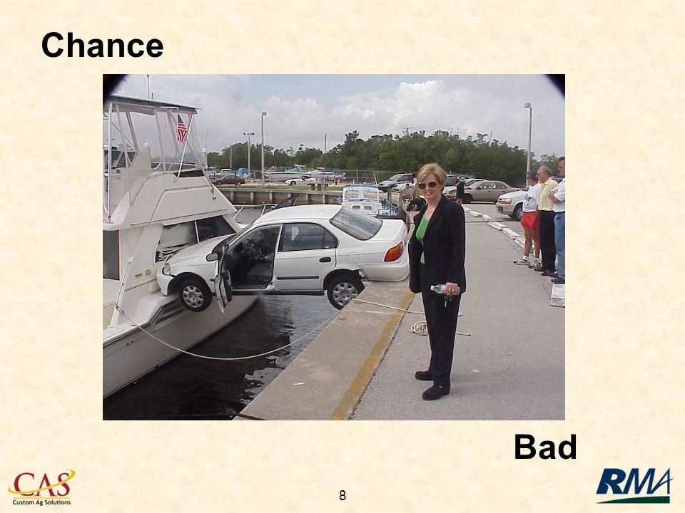 9 Chance Bad