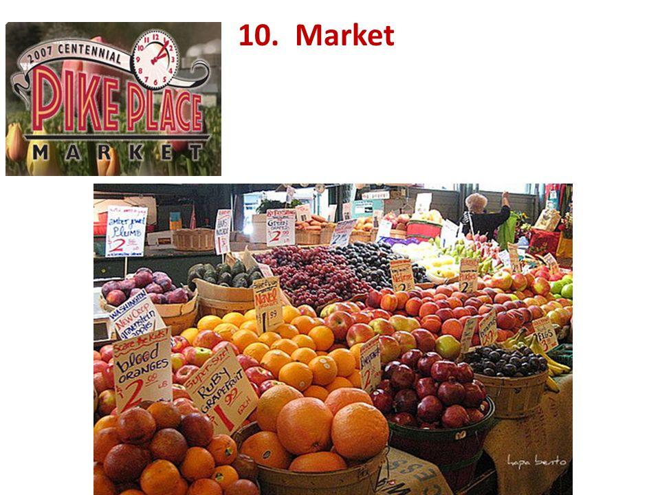 10. Market