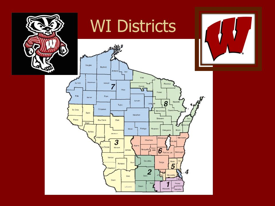 WI Districts