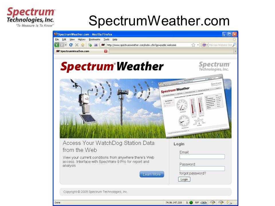 SpectrumWeather.com
