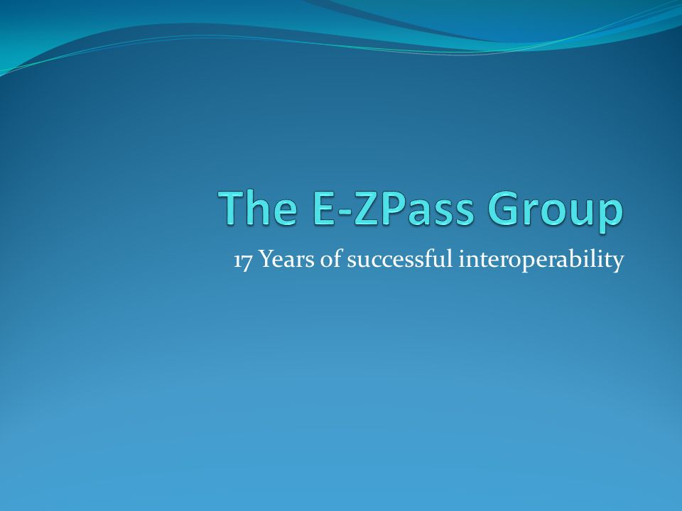 17 Years of successful interoperability