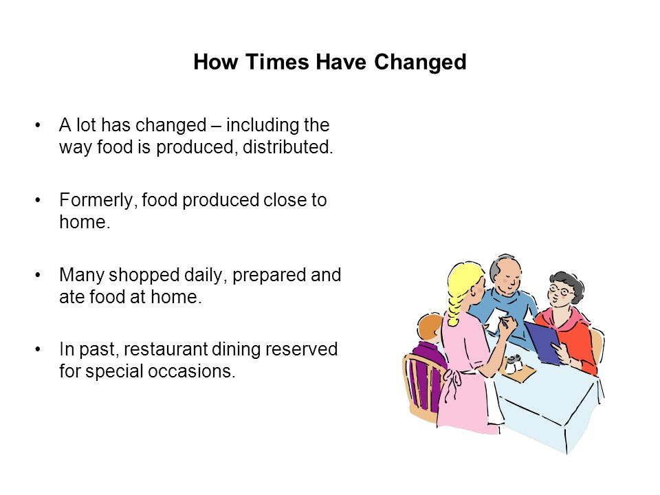 Chill: Did You Know.Refrigerate or freeze perishables, prepared food and leftovers within 2 hours.