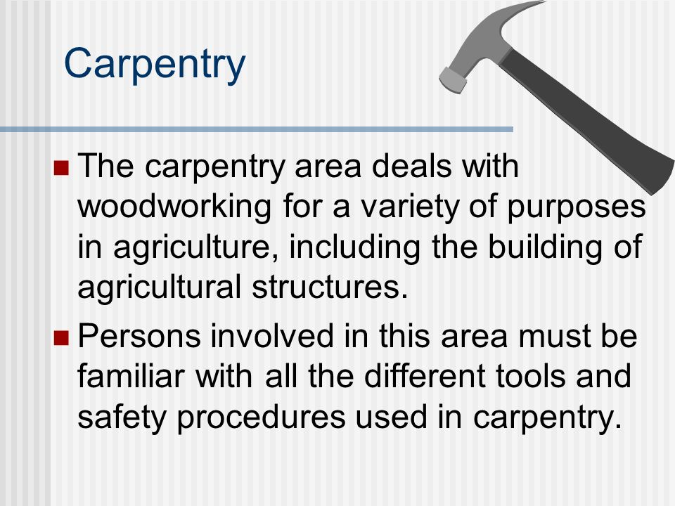 Agricultural Occupations An occupational division is a group of occupations or jobs within a cluster that requires similar skills.