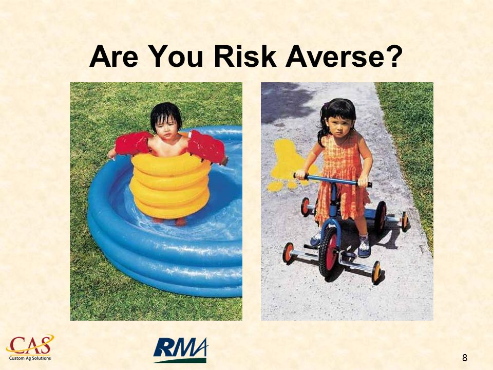 8 Are You Risk Averse