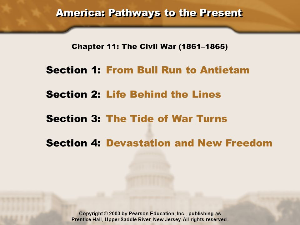 A New Birth of Freedom The Thirteenth Amendment was ratified by the states and became law in December 1865.