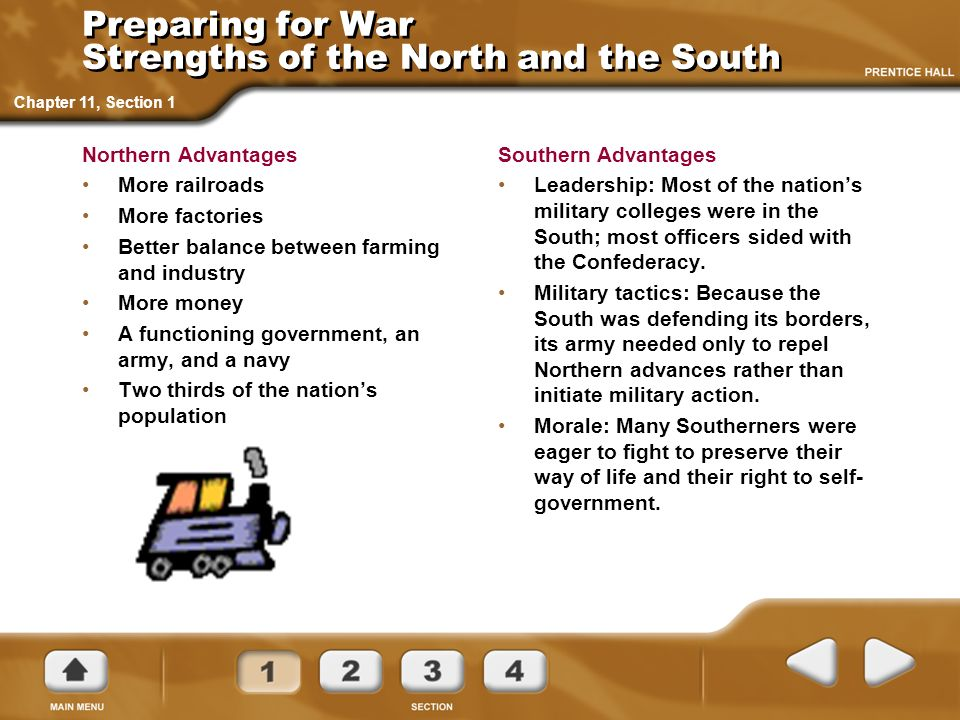 Union commanders wanted a military blockade of seceded states.