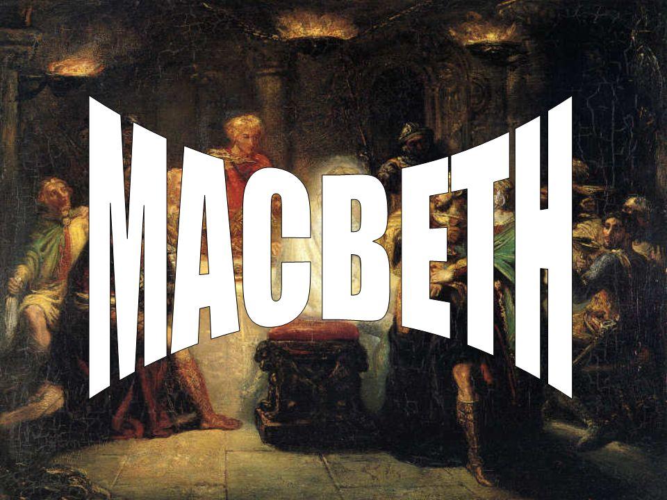Is Macbeth a good man who grows into a villain?
