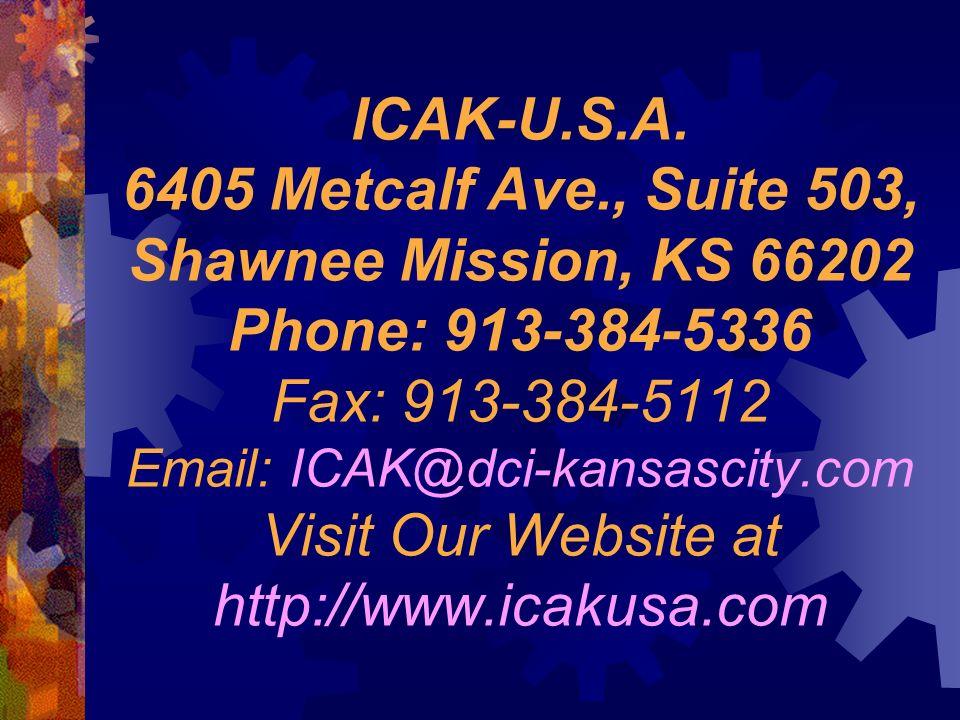 ICAK-U.S.A.