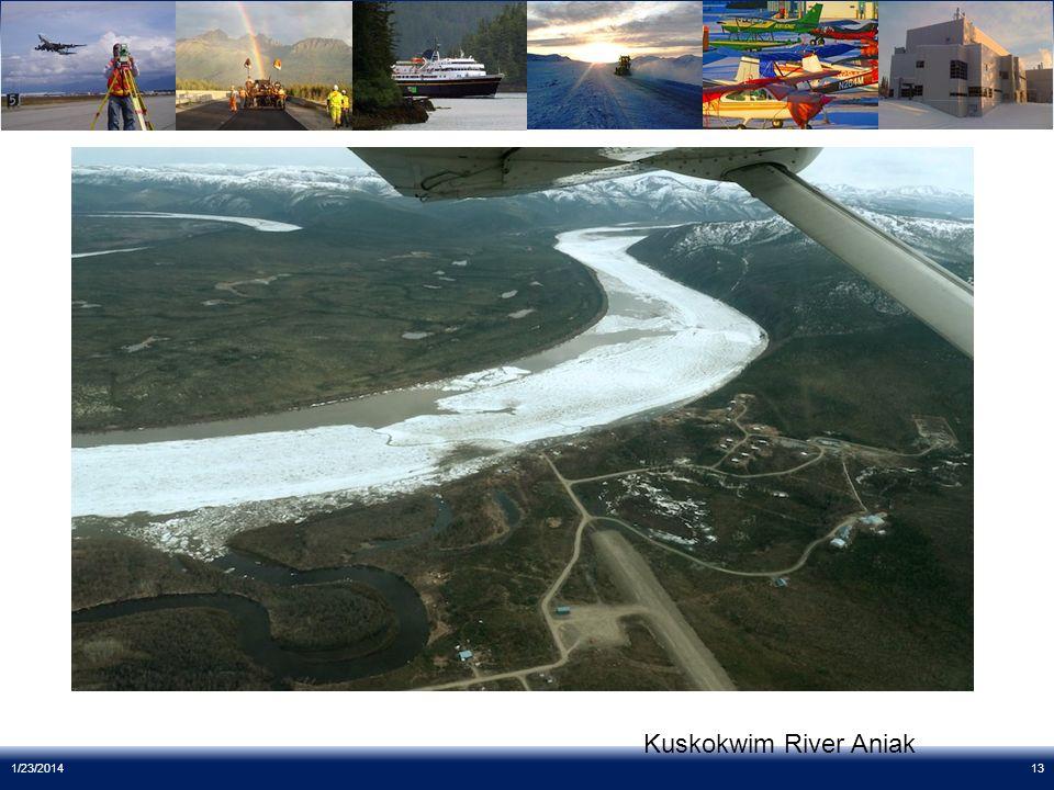1/23/201413 Kuskokwim River Aniak