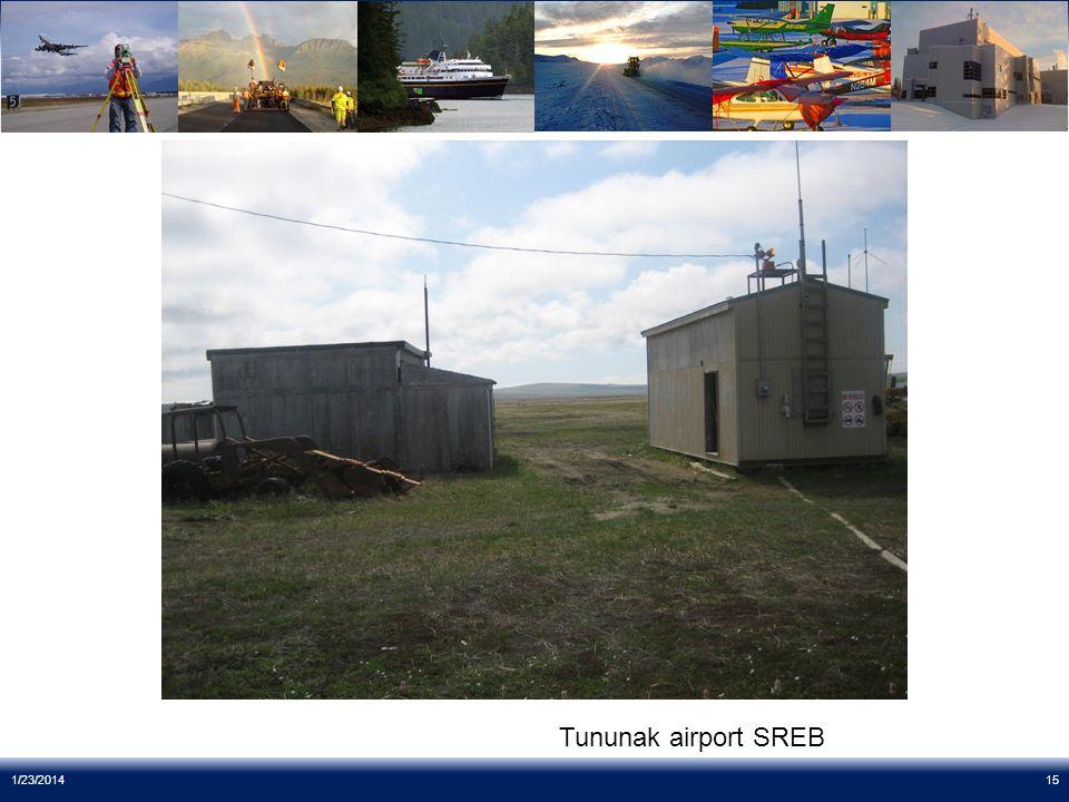 1/23/201415 Tununak airport SREB