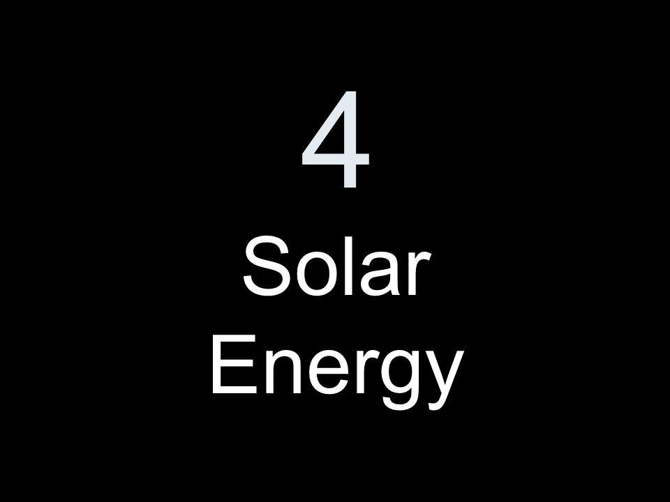 4 Solar Energy