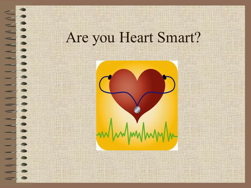 Are you Heart Smart