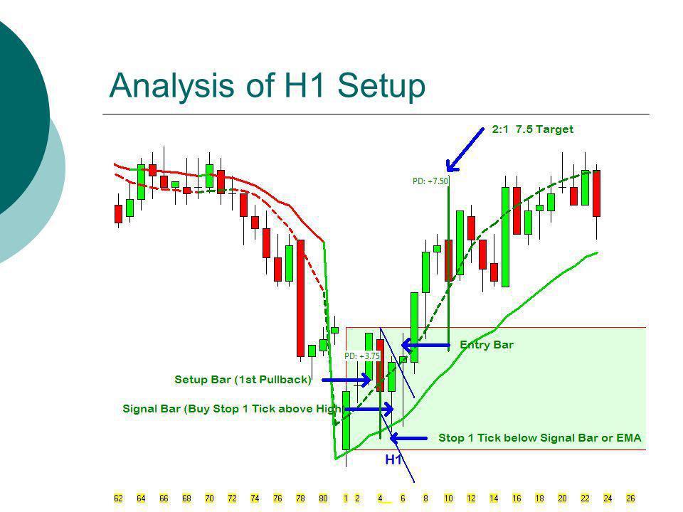 Analysis of H1 Setup