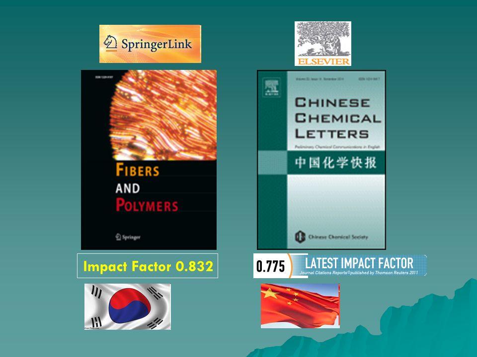 Impact Factor 0.832