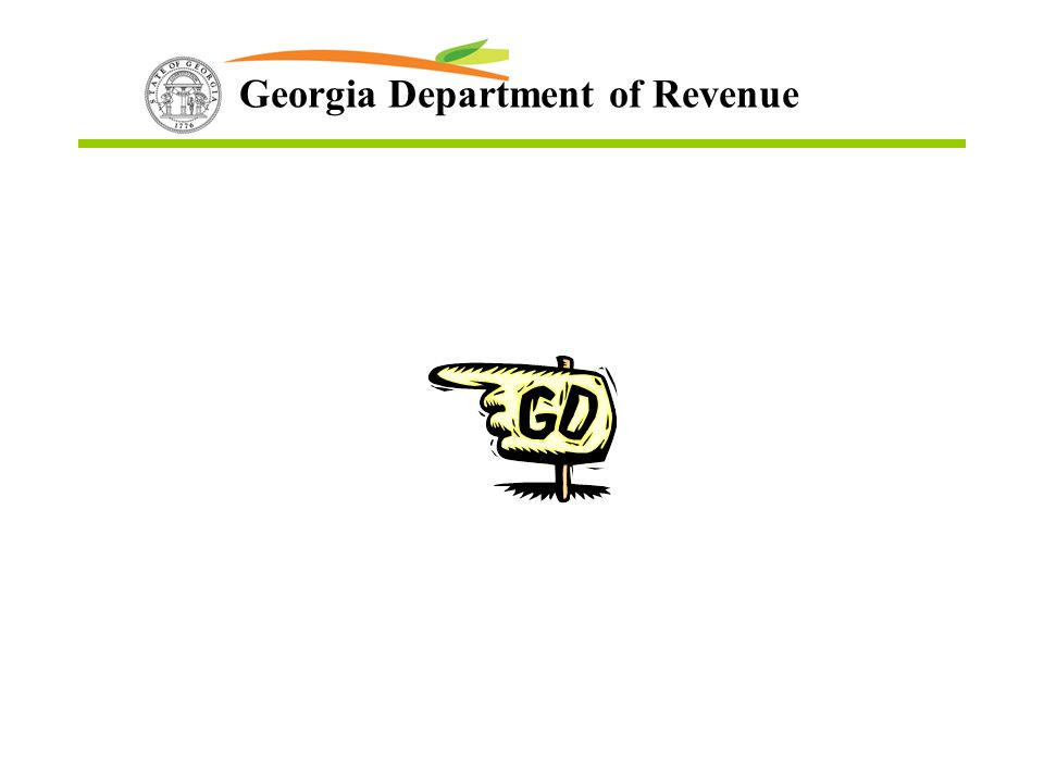 Georgia Department of Revenue
