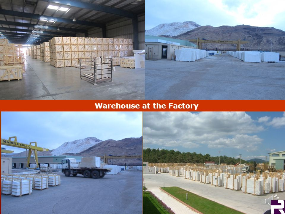 Warehouse at the Factory
