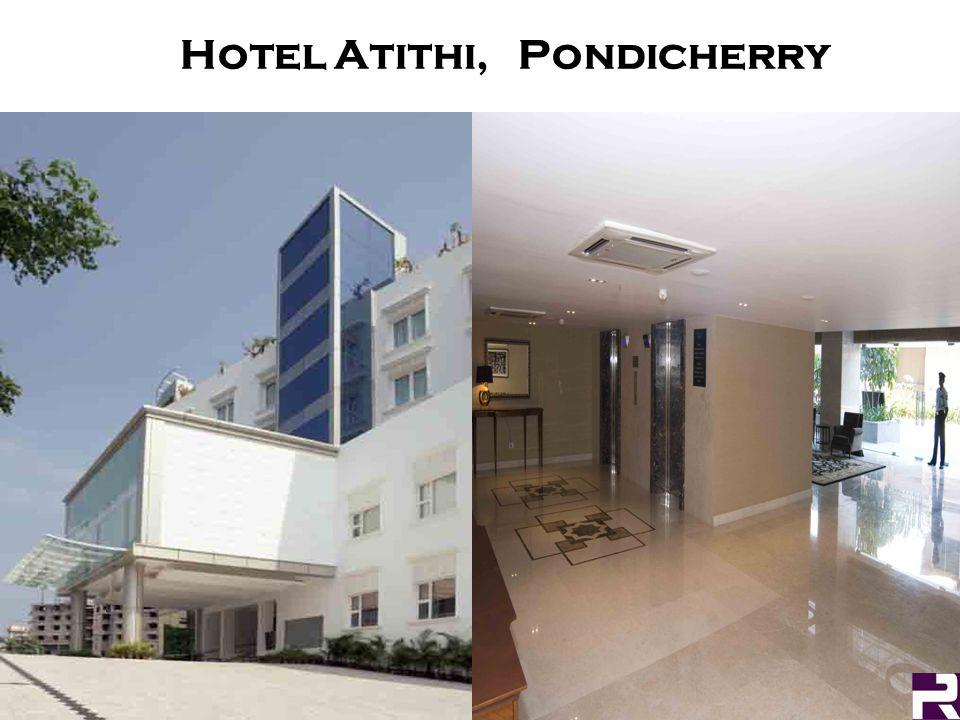 Hotel Atithi, Pondicherry
