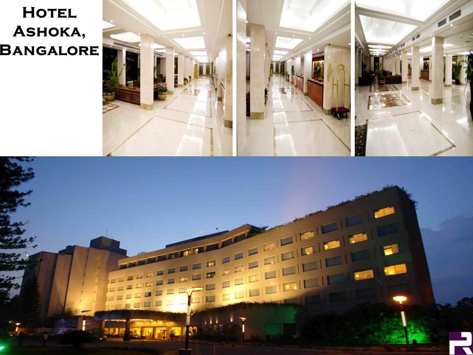 Hotel Ashoka, Bangalore