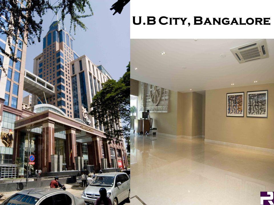 U.B City, Bangalore