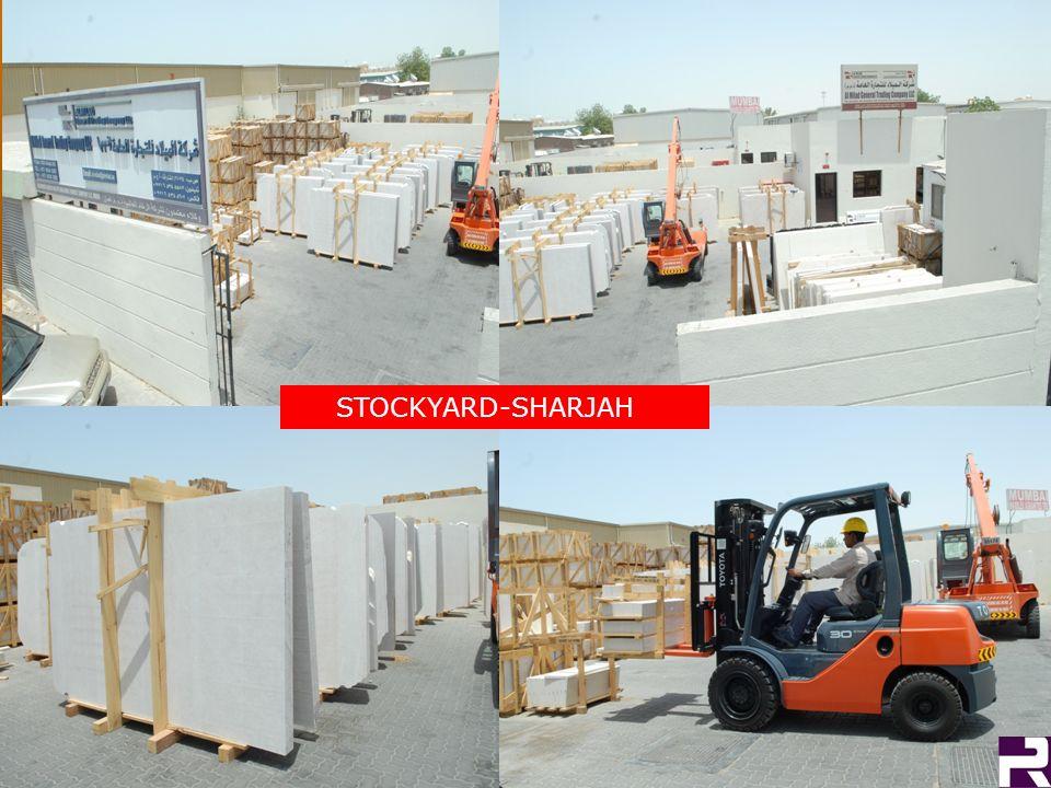 STOCKYARD-SHARJAH