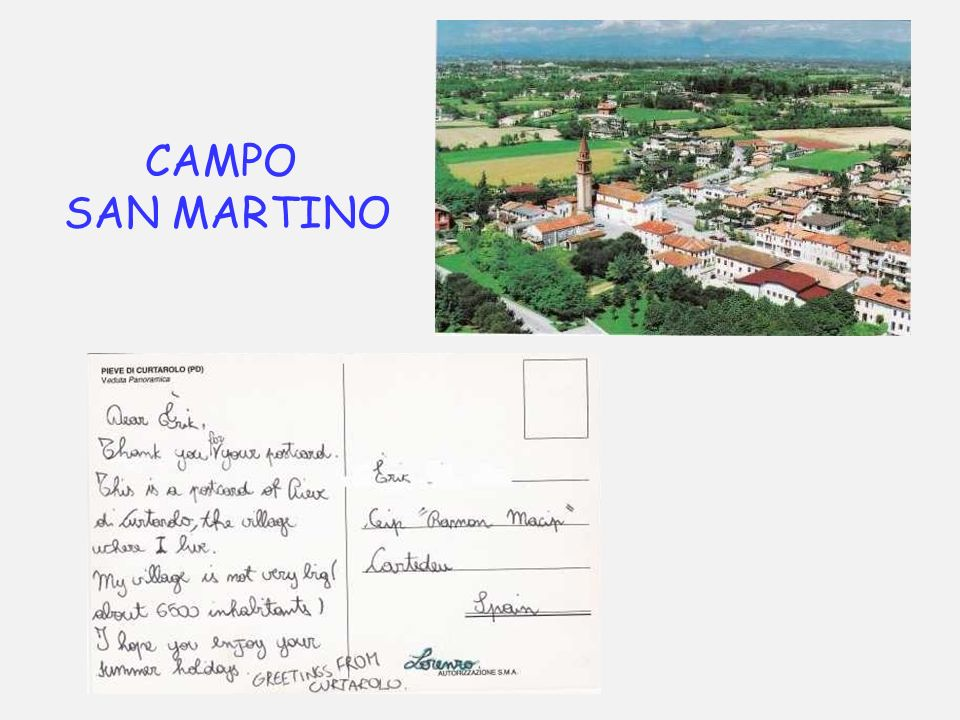 CAMPO SAN MARTINO