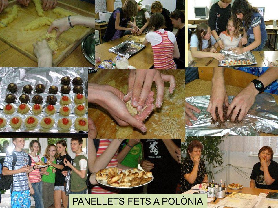 PANELLETS FETS A POLÒNIA