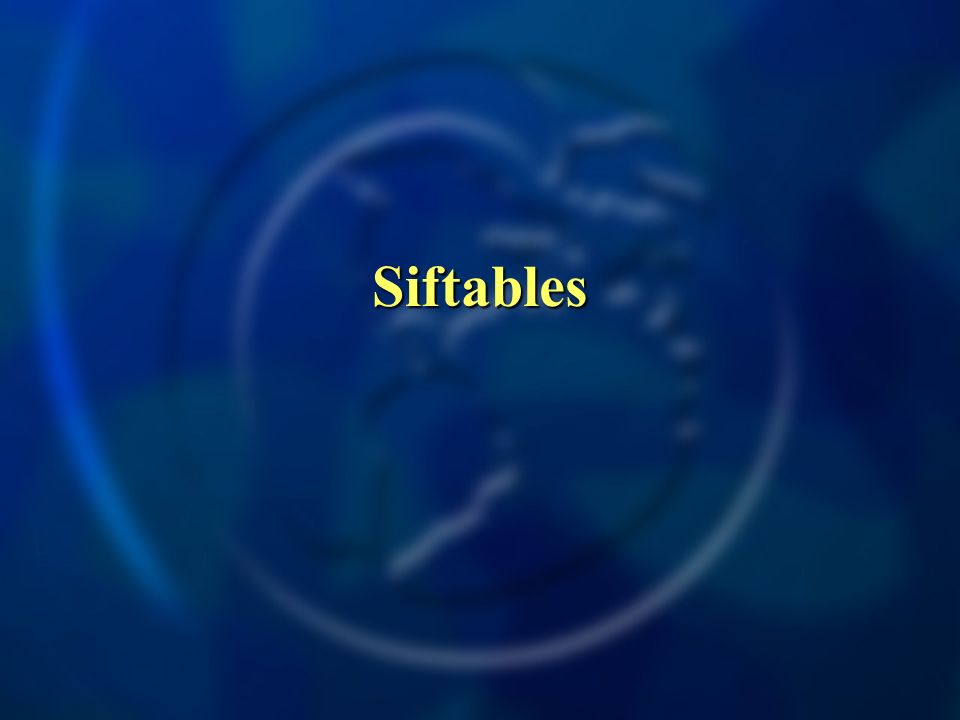 Siftables