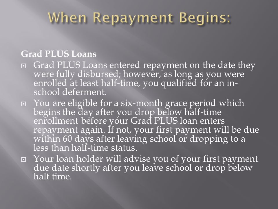 You must contact your loan holder to request forbearance.