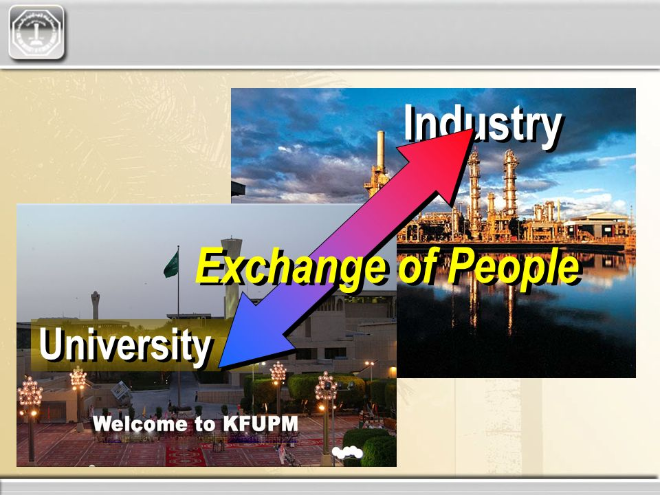 Industry University Exchange of People