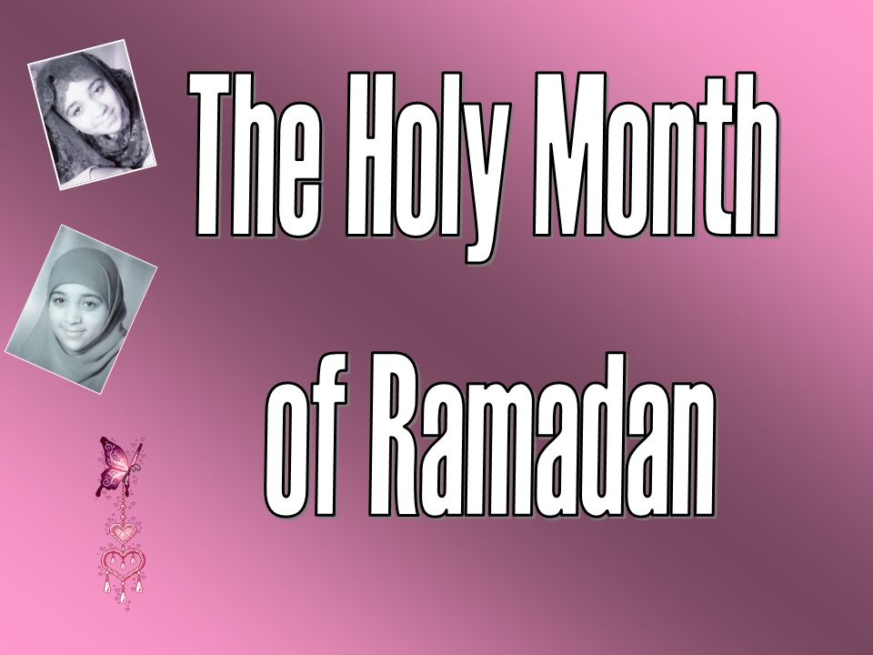 What is Ramadan.Ramadan is the ninth month of the Islamic lunar calendar.