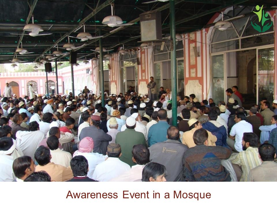 Awareness Event in a Mosque