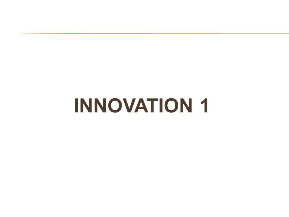 INNOVATION 1