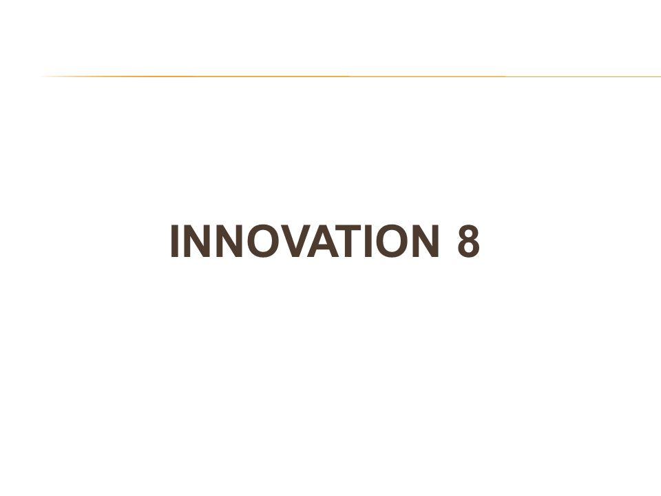 INNOVATION 8