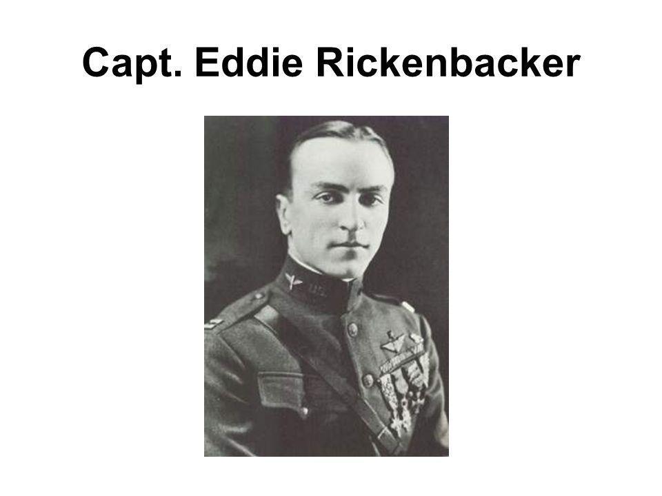 Capt. Eddie Rickenbacker