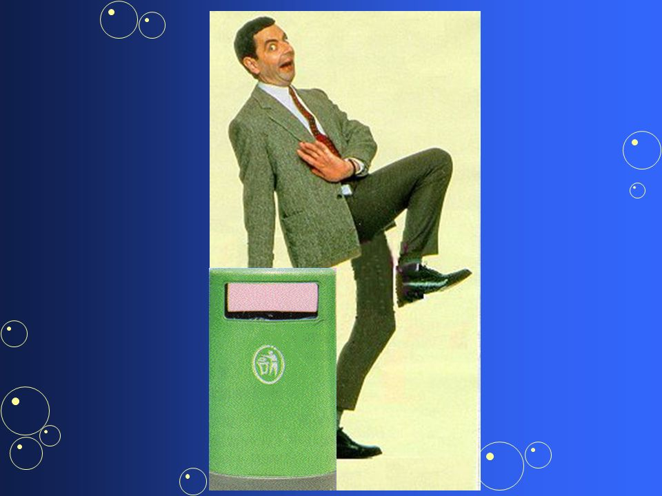 Challenge!!! Read the following sentence CORRECTLY: Mr. [bi:n] is sitting on the [bIn]..