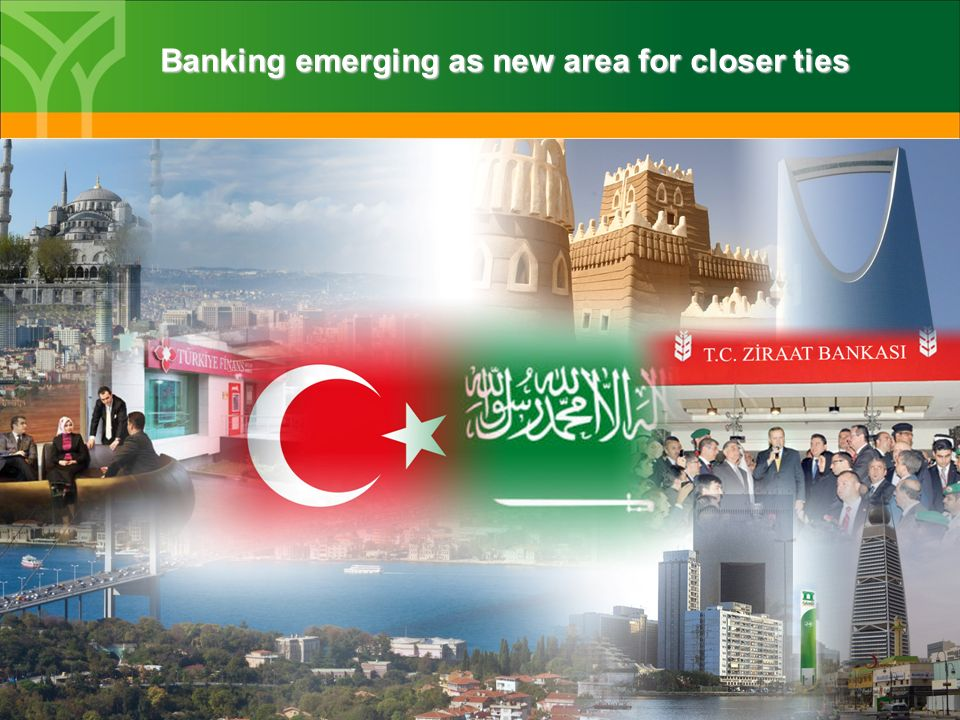 Banking emerging as new area for closer ties