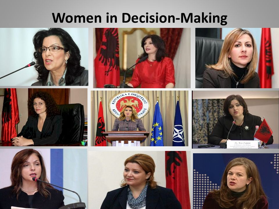 Women in Decision-Making