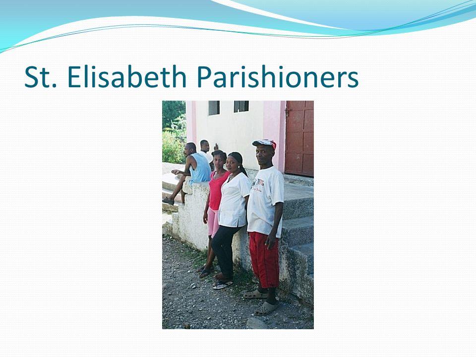 St. Elisabeth Parishioners