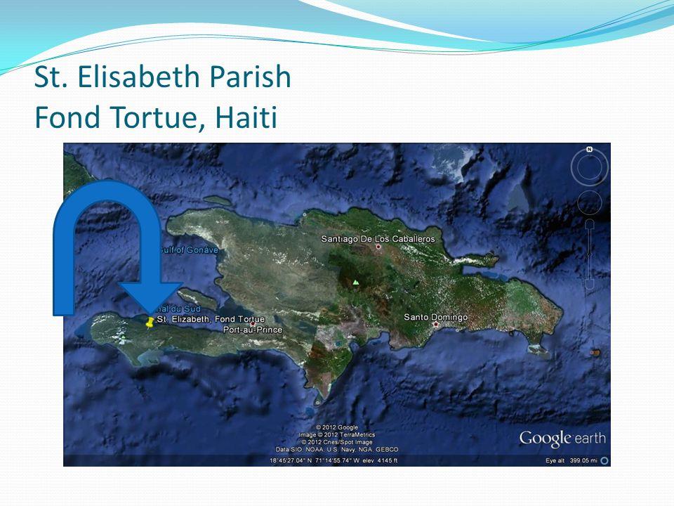 St. Elisabeth Parish Fond Tortue, Haiti