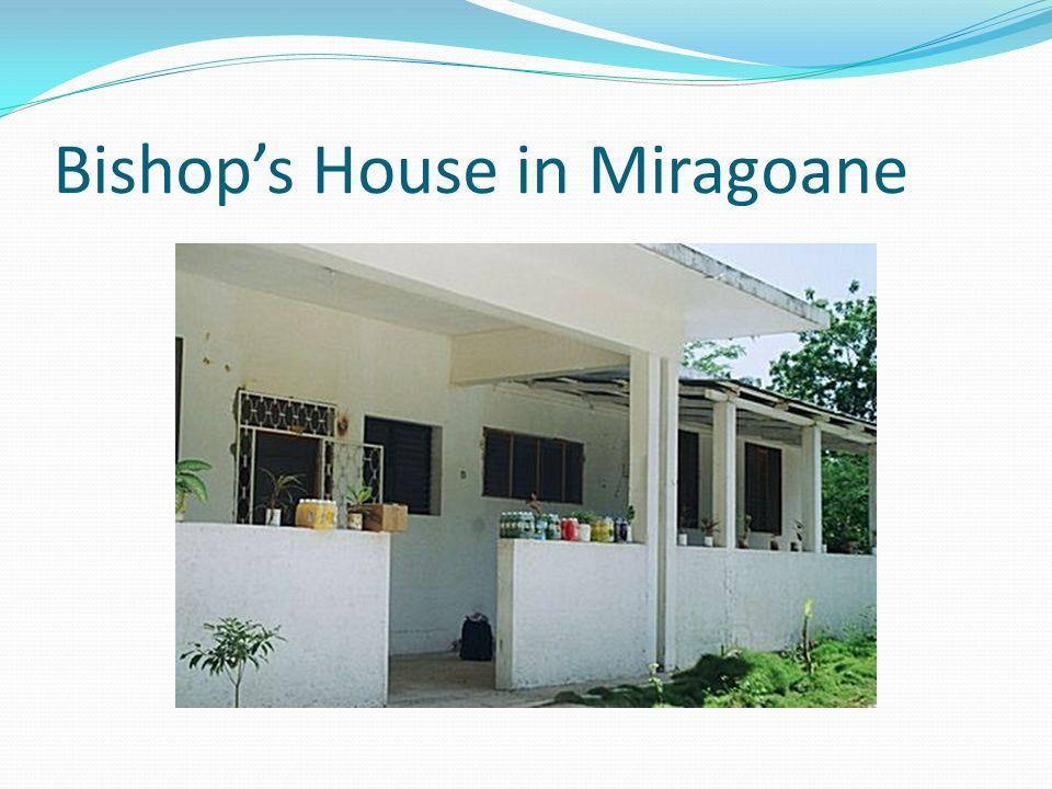Bishops House in Miragoane