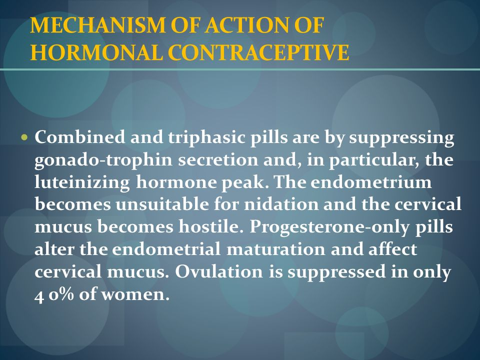 Hostile Cervical Mucus And The Cervical Mucus