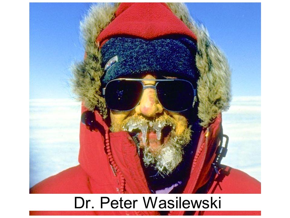 History of Winter Dr. Peter Wasilewski