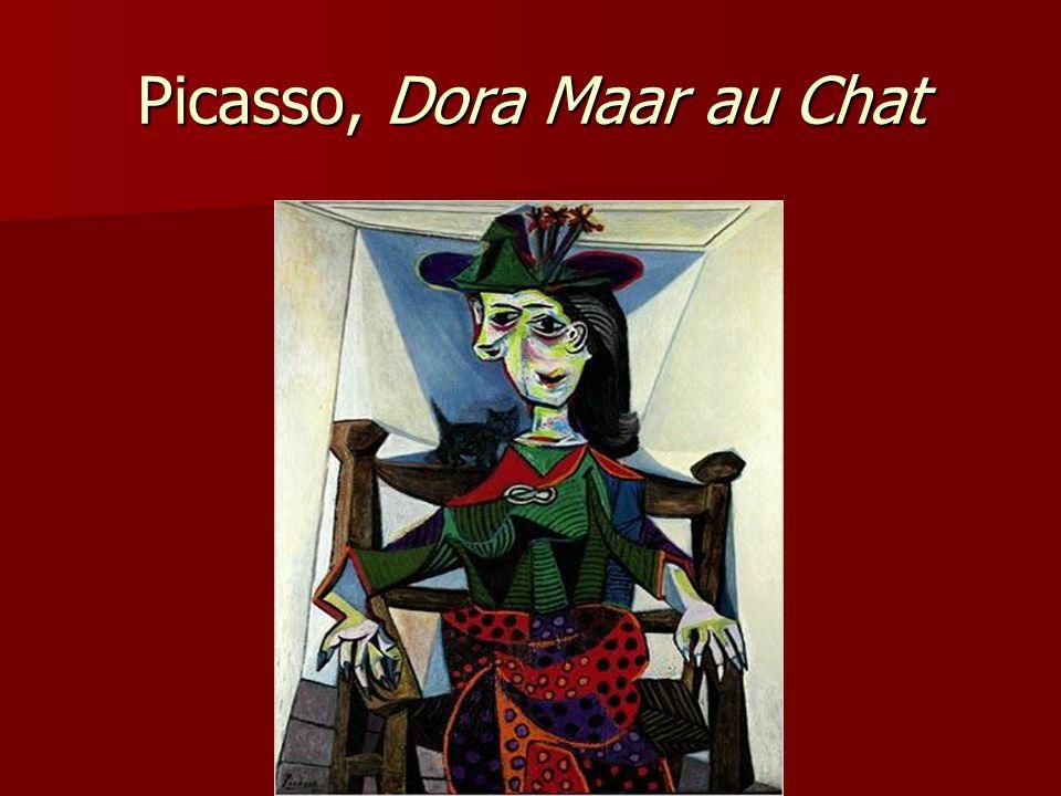 Picasso, Dora Maar au Chat